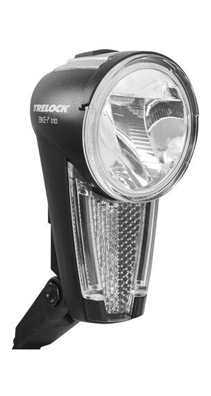 Trelock LS 875 trio Voorlicht zwart
